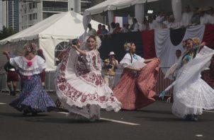 Durante este año, en noviembre se tienen programados cuatro días feriados. Foto: Víctor Arosemena/Panamá América