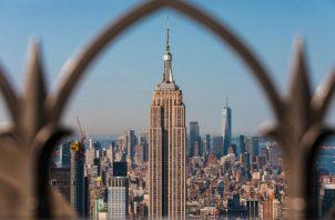 Renovación de 165 millones de dólares del edificio Empire State añadió vistas nuevas junto con contexto histórico. Foto/ Mark Wickens para The New York Times.