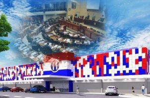 PRD con choque entre Ejecutivo y Legislativo.
