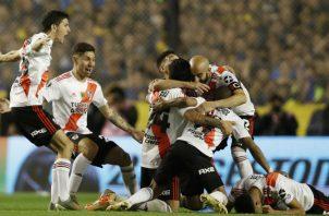 River eliminó a Boca en las semifinales Foto AP