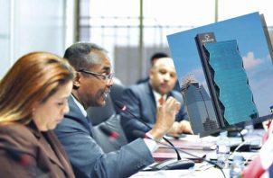 La discusión de proyecto penalizaría a funcionarios que afectaron a bancos y al Estado en la gestión de Juan Carlos Varela. Archivo