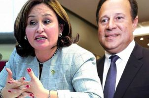"""José Luis """"Popi"""" Varela, fue el mediador para que la procuradora Kenia Porcell firmara un acuerdo con el exjefe de Odebrecht en Panamá."""