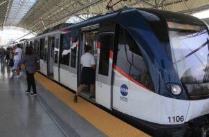 En Panamá actualmente funcionan dos líneas del metro y está una en proyecto. Víctor Arosemena