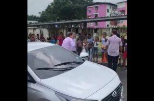 Laurentino Cortizo llegó al poder político con el 33% de votos de los electores panameños. Foto: Panamá América.