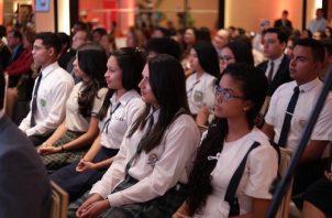 Presentación de los finalistas.  Foto. Aurelio Herrera