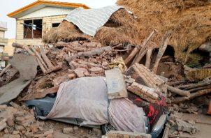 La comarca más afectada fue la de Mianeh, donde se registraron cinco de las víctimas mortales, la mitad de los heridos y varias poblaciones fueron evacuadas. FOTO/AP