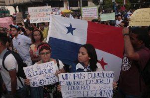 Las reformas constitucionales desataron una ola de protestas y sobre todo por las reformas introducidas en la Asamblea Nacional.