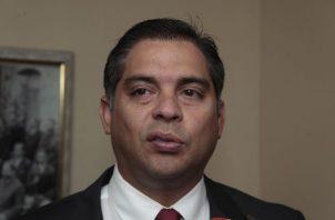 """El exdiputado Adolfo """"Beby"""" Valderrama es miembro del Partido Panameñista."""