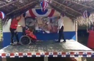 La inclusión de personas con discapacidad es obligatoria en Panamá. Foto: Redes sociales.