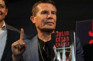 Chávez ayuda a otras personas a superar la drogadicción.