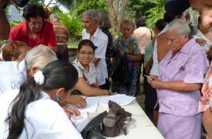El pago de los programas sociales iniciará en las áreas de difícil acceso.