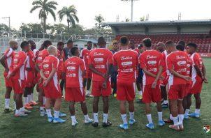 Panamá viene de sufrir dos derrotas en la Liga de Naciones.