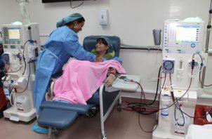 En Panamá hay más de dos mil personas que son sometidas a diálisis a nivel nacional.