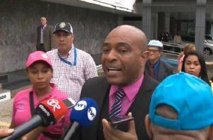 El diputado colonense ha protagonizado varios escándalos en las últimas semanas.  Foto de archivo