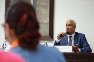 Jerónimo Mejía también aspira a continuar como magistrado de la Corte Suprema por otros diez años. Foto: Panamá América.