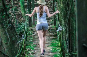 El 90% de los atractivos turísticos se encuentran en el interior del país. Foto/ATP