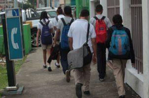 El administrador de la Acodeco, Jorge Quintero Quirós, reiteró la orden dictada al Colegio Nuestra Señora de Lourdes.
