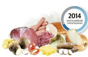 Los productores piden que se eliminen todos los productos del Control de precios y se fiscalice el margen de ganancia en los alimentos.