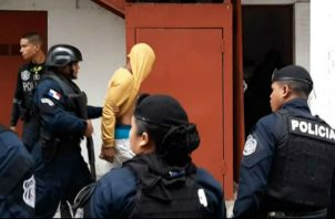 Los seis implicados este hecho delictivo podrían enfrentar penas de 18 años de prisión. Foto: Panamá América.