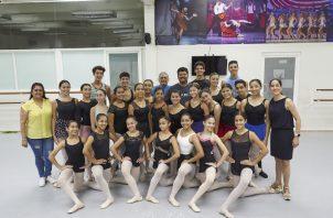 The Youth Ballet Academy es una nueva alternativa para quienes quieren seguir creciendo en este hermoso arte que es el ballet. Cortesía.