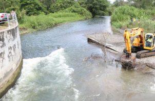 El sistema de riego Remigio Rojas, está proyectado para el regadío de unas 3,200 hectáreas de cultivo. Foto/Mida