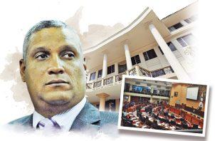 Tres magistrados y el jefe del Ministerio Público serán ratificados en sesiones extraordinaria. Foto/Archivos