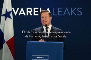 Los Varelaleaks se filtraron el pasado 5 de noviembre.