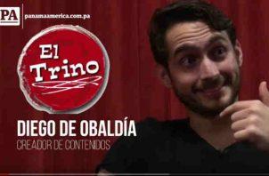 Diego de Obaldía. Foto/JCLamboglia