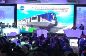HPH es el virtual ganador para construir la Línea 3.