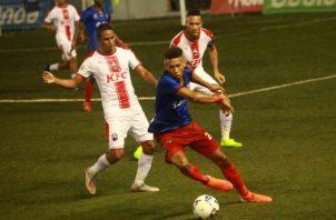 San Francisco y Plaza Amador no pasaron del empate esta temporada uno fue 0-0 y el otro 1-1 Foto Anayansi Gamez
