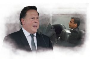 El expresidente tuvo dos secretarios de Comunicación del Estado. Imagen de Epasa