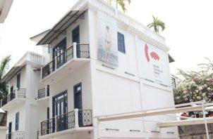 Centro Cultural de España, CCE, Casa del Soldado, en Plaza de Francia. Foto: Panamá América