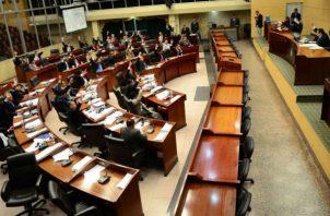 Actualmente los diputados están en receso hasta el 2 de enero de 2020. Foto: Asamblea Nacional.