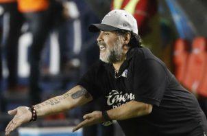 Diego Maradona Foto AP