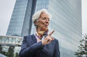 Christine Lagarde, la primera mujer presidenta del Banco Central Europeo, planea abordar cuestiones de género. Foto/ Thomas Lohnes/Getty Images.
