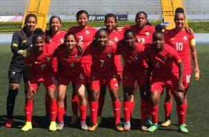 El equipo panameño sub20 juega un torneo regional en Costa Rica Foto Fepafut