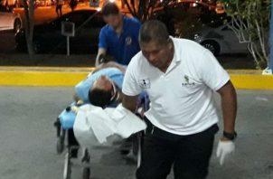 La víctima residía en la comunidad de Guayabal  de Cochea en el distrito de David. Foto: Mayra Madrid.