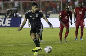 México terminó la primera fase con paso perfecto.