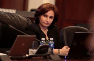 La procuradora Kenia Porcell renunció a su cargo siete días después de que se publicaron los Varelaleaks.