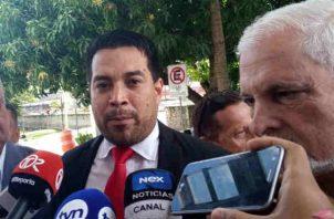 Expresidente Ricardo Martinelli.