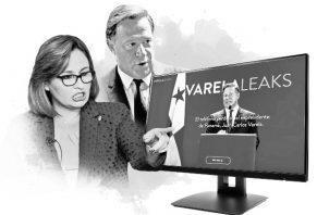 """Los """"Varelaleaks"""" no mienten. Todo sucedió, todo aconteció. Ilustración: Archivo. Epasa."""