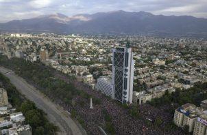 El sismo también se sintió a unos 70 kilómetros al norte de Santiago. Foto: Archivo/Ilustrativa.