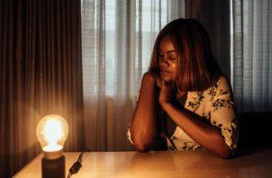 Tras acusar a su ex pastor de violación, Busola Dakolo halló que estaba siendo investigada. Foto/ KC Nwakalor.