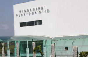 La apertura de esta instalación con un costo de $9, 450,000, depende de que sea resuelto un arbitraje internacional,  Foto/Eric Montenegro