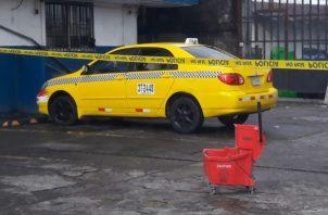 Este joven se convierte en la victima número 63 por causa de la violencia que azota la provincia de Colón. Foto/Diómedes Sánchez