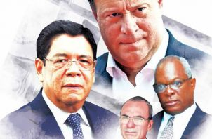 Las filtraciones de los Varelaleaks revelan una obsesión enfermiza del expresidente Juan Carlos Varela por controlar magistrados.