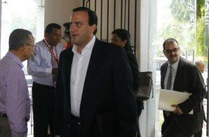 Riccardo Francolini aseguró que tomará acciones legales tras conocer los chats de los 'Varelaleaks'. Foto: Panamá América.