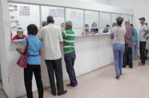 La forma de entrega de cheque depende del sistema de cobro del asegurado./Cortesía