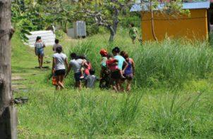 En el área de Arraiján se han detectado por lo menos, 300 hogares ilegales./ Cortesía