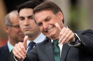 """""""Por primera vez, la legislatura no es un mero apéndice del Ejecutivo"""", dice Michel Temer, quien fue presidente de Brasil de 2016 a 2018. Foto:  EFE/ Joedson Alves"""
